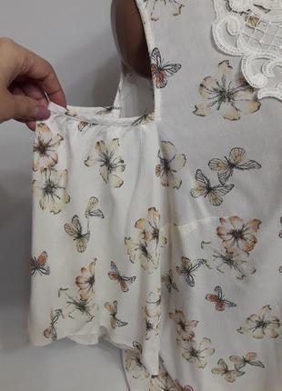 Красивая блуза с оголенными плечиками2