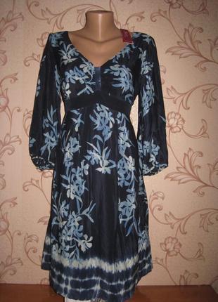 Платье женское. размер m - l. monsoon. состояние нового !!!