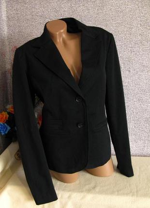 Классический пиджак размер eur 42-44 ( италия)1