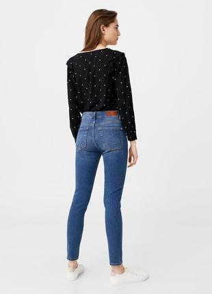 Шикарные джинсы с высокой посадкой от mango, 36, 38, 40р, испания3