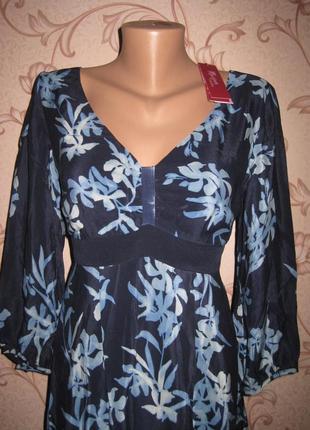 Платье женское. размер m - l. monsoon. состояние нового !!!2