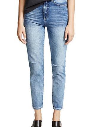 🔥 крутейшие мом джинсы с высокой талией3 фото