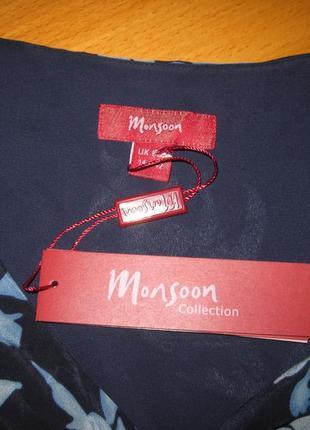 Платье женское. размер m - l. monsoon. состояние нового !!!4