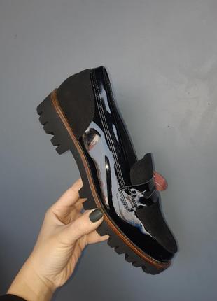 Натуральные туфли, лоферы, слипоны1