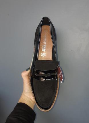 Натуральные туфли, лоферы, слипоны3