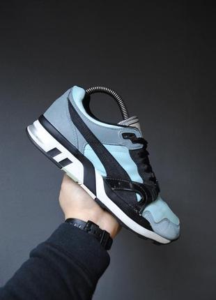 Крутые кроссовки puma trinomic xt-1 matt shine reflective1