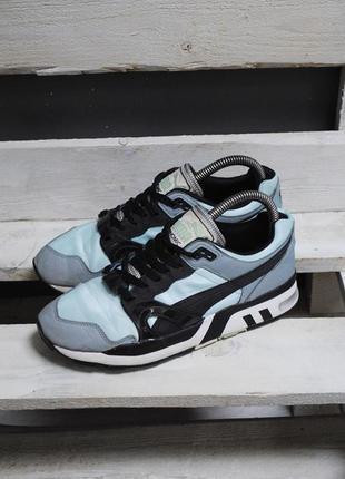 Крутые кроссовки puma trinomic xt-1 matt shine reflective2