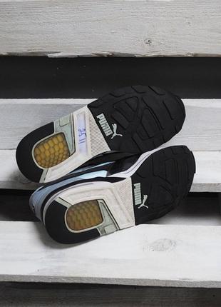 Крутые кроссовки puma trinomic xt-1 matt shine reflective4