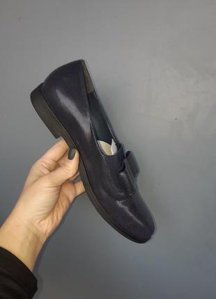Кожанные туфли , балетки, слипоны3