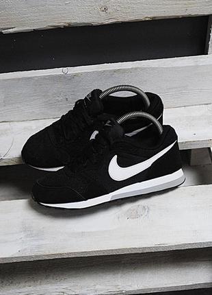 Крутые кроссовки nike md runner 24 фото