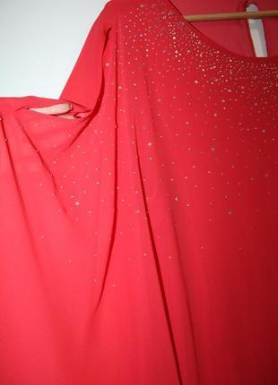 Женское нарядное платье wallis. новое. размер 18.3