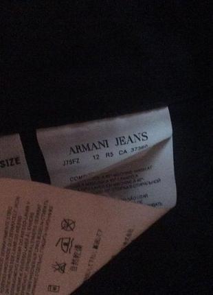 Брючки джинсы armani оригинал4