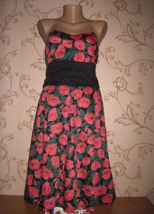 Платье женское. размер m - l. next. состояние нового !!!