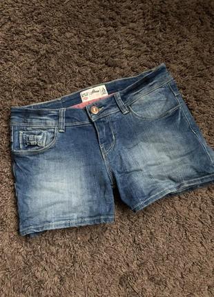 Шорты джинсовые house1