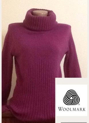 Английский шерстяной свитер от robin knitwear1