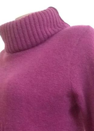 Английский шерстяной свитер от robin knitwear2