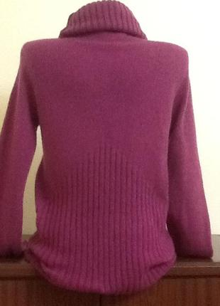 Английский шерстяной свитер от robin knitwear5