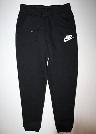 Женские спортивные брюки nike. новые. бирки нет. размер s. оригинал2 фото