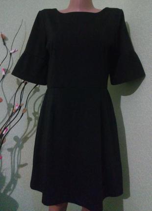 Маленькое черное платье asos m-l,44-46,10-12 uk,evr 38-401 фото