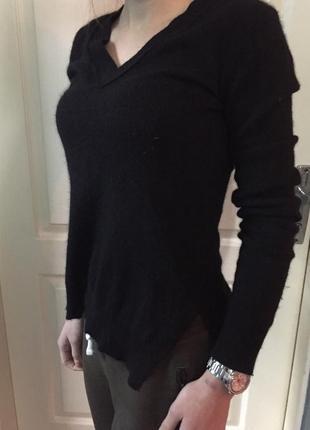 Кашемировый джемпер scoop пуловер кофта свитер