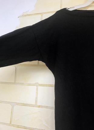 Кофта со спущенными плечами2