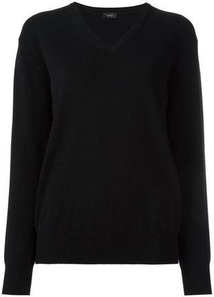 Кашемировый джемпер scoop пуловер кофта свитер2