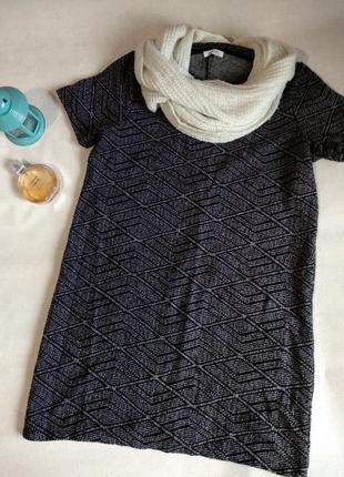 Платье из плотной ткани2 фото