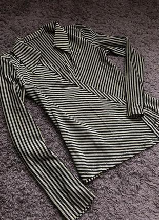 Блуза блестящая с люрексовой нитью1