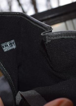 Утепленные кожаные ботинки pier one р.42 27-27,3 см германия новые5
