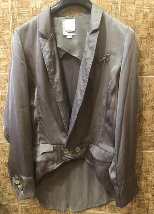 Шикарная накидка блуза diesel италия 🇮🇹 р.м/l,в идеале.1 фото