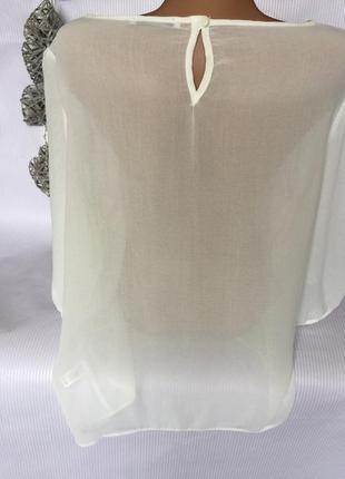Шикарная воздушная блуза george4