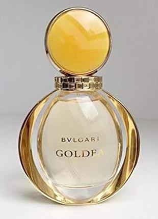 Парфюмированная вода bvlgari goldea - оригинал