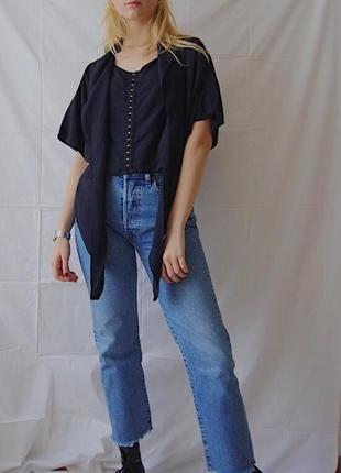 Блузка с буддой2 фото
