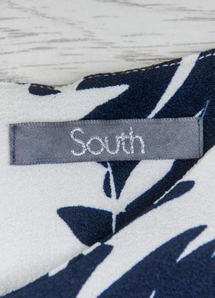 Блуза фактурная  от south рр 14 наш 483