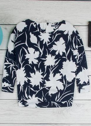 Блуза фактурная  от south рр 14 наш 48