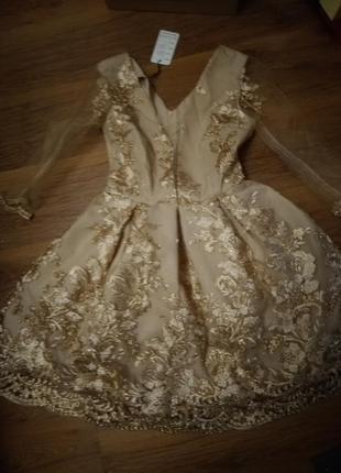 Платье золушки2