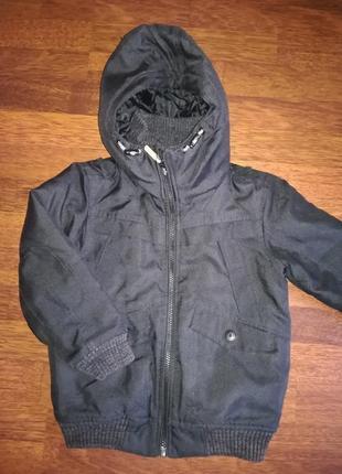 Деми куртка некст на рост 110 см