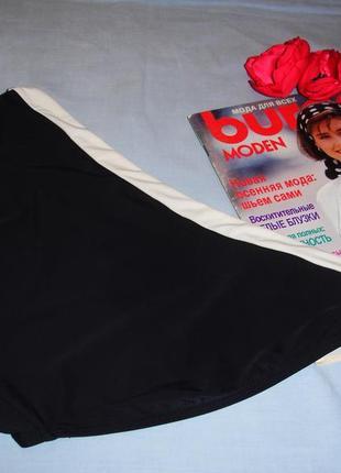 Низ от купальника раздельного трусики женские плавки размер 48 / 14 черные бикини3