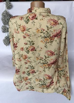 Крутая рубашка 100% шёлк orvis4