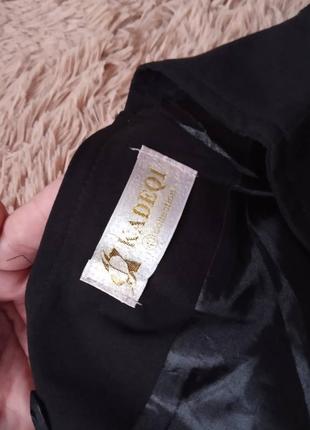 Нарядная пышная юбка с кружевным подьюпником3