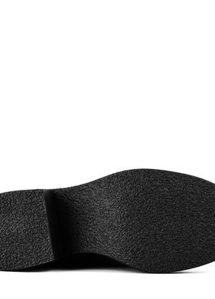 987цп женские сапоги scorpion,замшевые,на толстом каблуке,на каблуке,на низком ходу4
