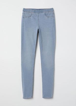 Штаны xxs xs брюки штанишки повседневные скинни худую девочку джинсы лосины1