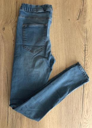 Штаны xxs xs брюки штанишки повседневные скинни худую девочку джинсы лосины3