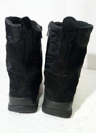 Зимние сапоги.ботинки legero, 39р,стелька25см. отличное состояние4 фото