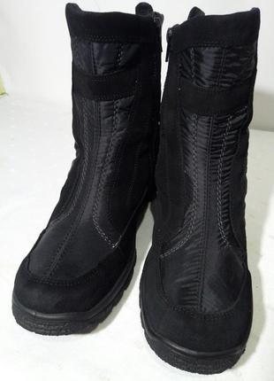Зимние сапоги.ботинки legero, 39р,стелька25см. отличное состояние2 фото