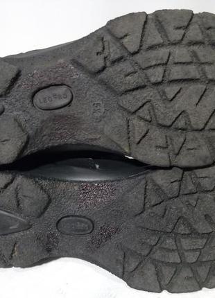 Зимние сапоги.ботинки legero, 39р,стелька25см. отличное состояние5 фото