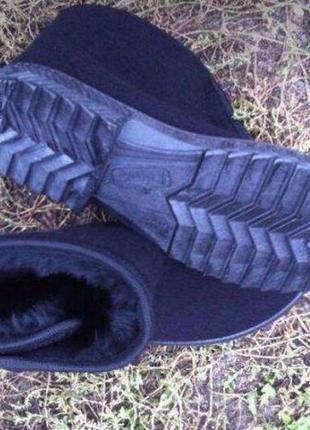 Женские зимние ботинки-валенки2
