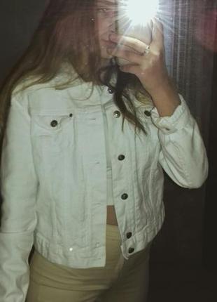 Куртка.куртка-джинсовая1 фото