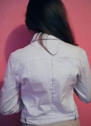 Куртка.куртка-джинсовая2 фото