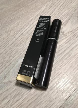 Chanel le volume de chanel noir №10 - тушь для ресниц